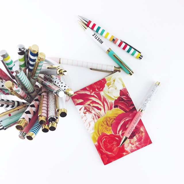 BRANDED PROMOTIONAL PENS AND PENCILS