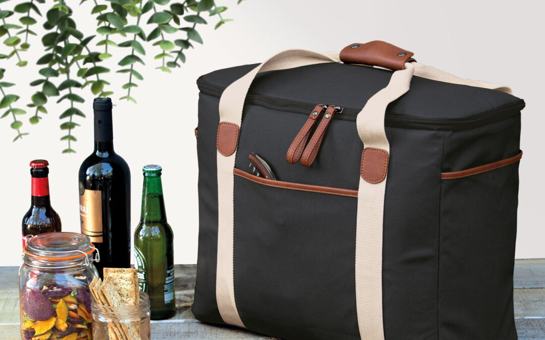 Keep Cool this Summer with our Range of Branded Cooler Bags
