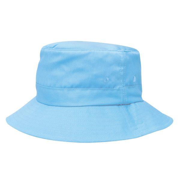 Kids Twill Bucket Hat w/Toggle