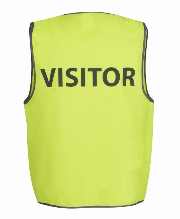 JB'S HI VIS SAFETY VEST VISITOR