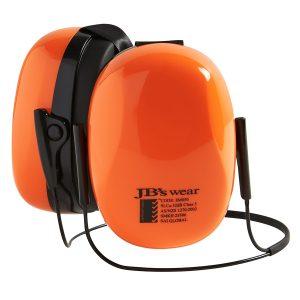 JB'S 32dB SUPREME EAR MUFF  WITH NB