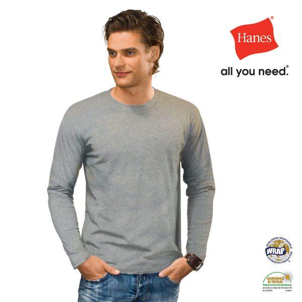 Mens Heavy Long Sleeve