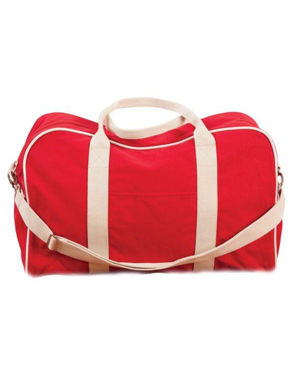 Cotton Canvas Sports Bag