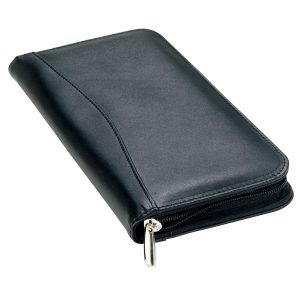 Bonded Leather Travel Wallet