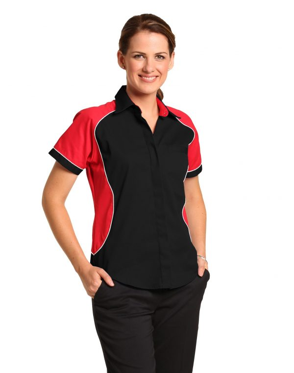 Ladies' Contrast Shirt