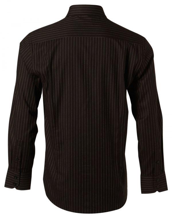 Mens L/S Stripe Shirt