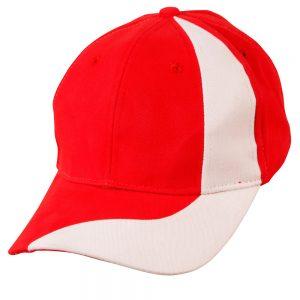 B/C/T baseball cap stripe