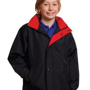 STADIUM, Kids' Contrast jacket