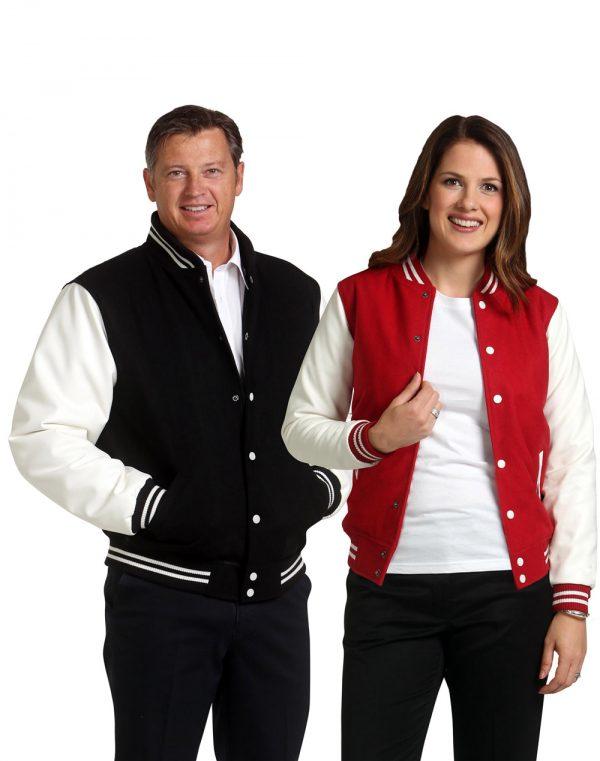 Adult's Wool Blend Varsity Jacket