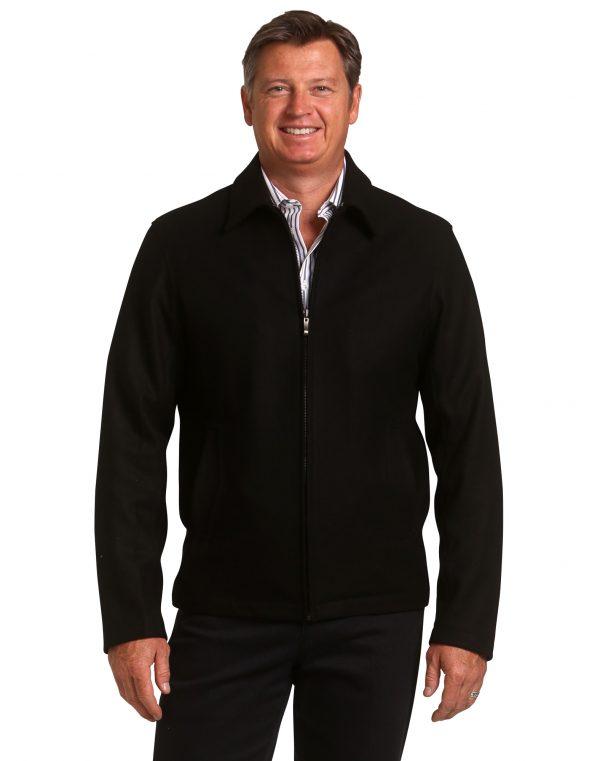 Men's Wool Blend Corporate Jacket
