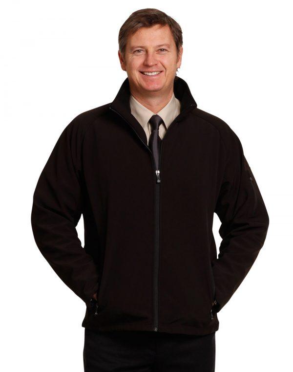 Men's  core-tex softshell jacket