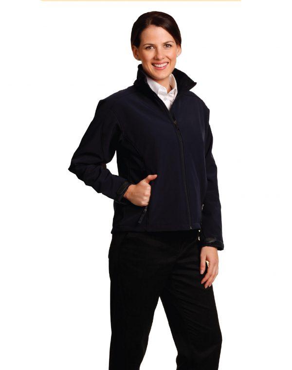 Ladies'  core-tex softshell jacket