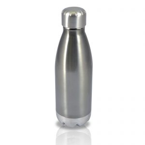 Stainless Steel Drink Bottle - 400ml