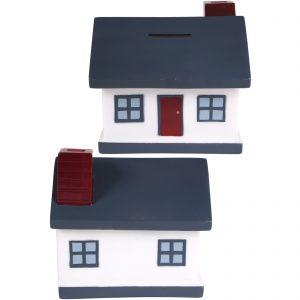 House Coin Bank®
