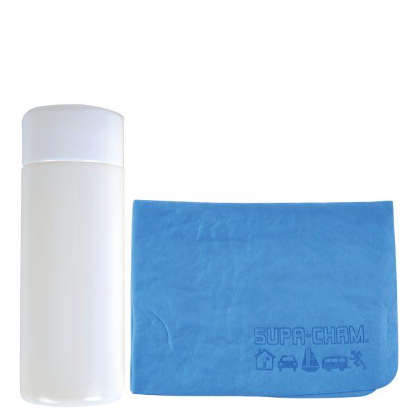 Supa Cham Chamois / Body Towel in Tube