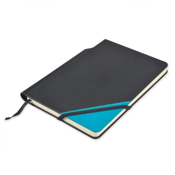 Argos A5 Notebook with Pen Holder in Spine