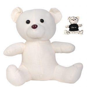 The Original Signature Calico Bear
