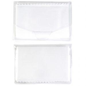 White Microfibre Lens Cloth