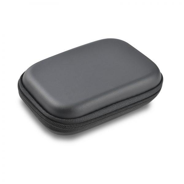 Small EVA Zipper Case Low Profile 38mmH