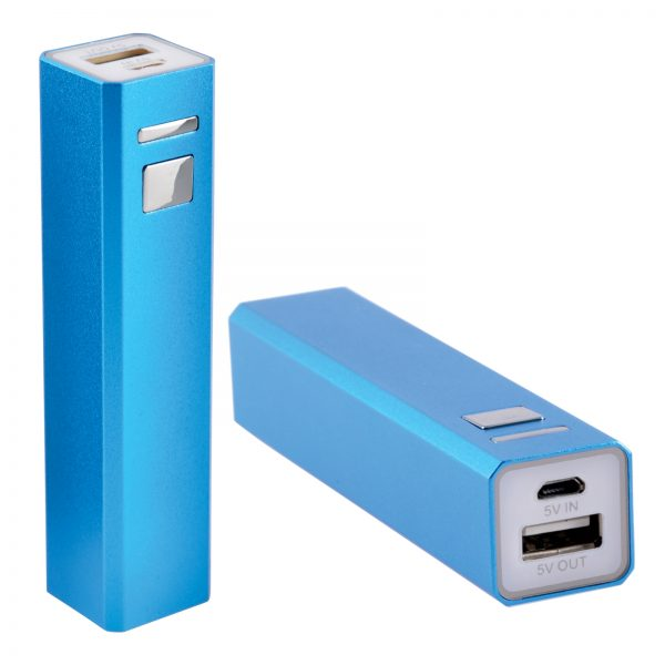 Aluminium Mobile Phone Power Bank