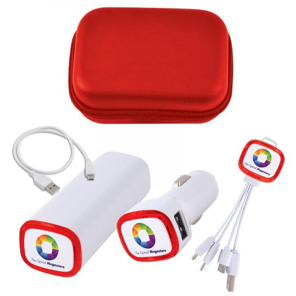 Family Light Up Gift Set in Zippered Case - Pack C