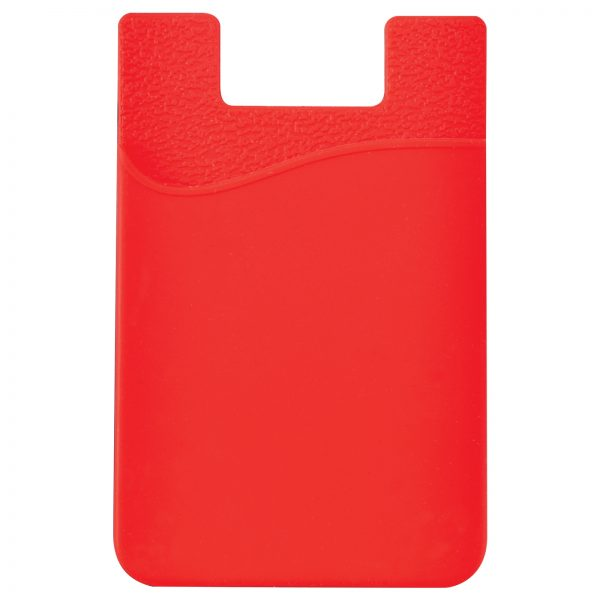 Silicone Mobile Phone Pouch