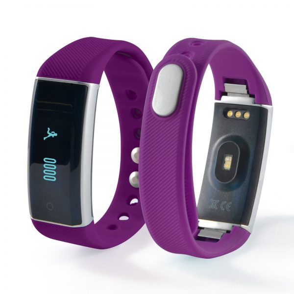 Trainfit Fitness Band with Heart Rate Monitor