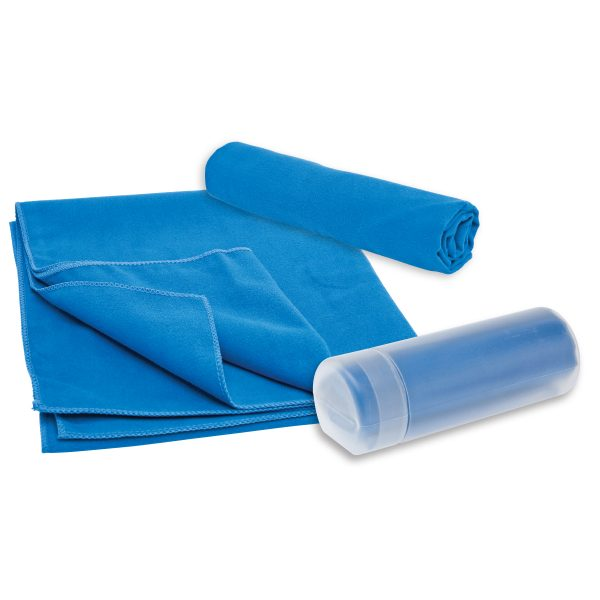 Promotional Sports towel in container