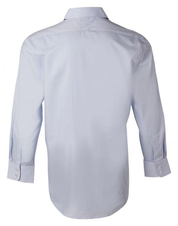 Men's Fine Twill L/S Shirt