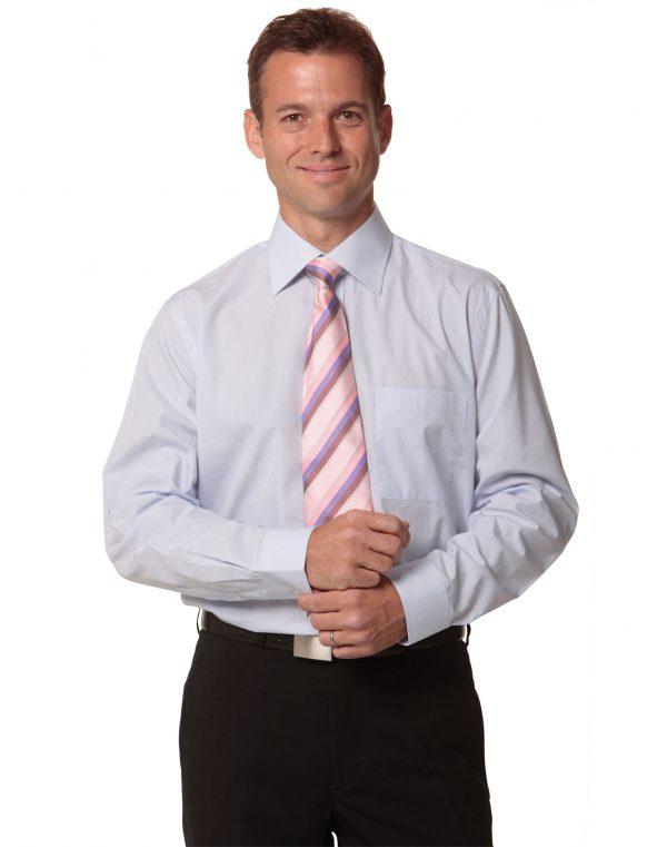 Men's Mini Check L/S Shirt
