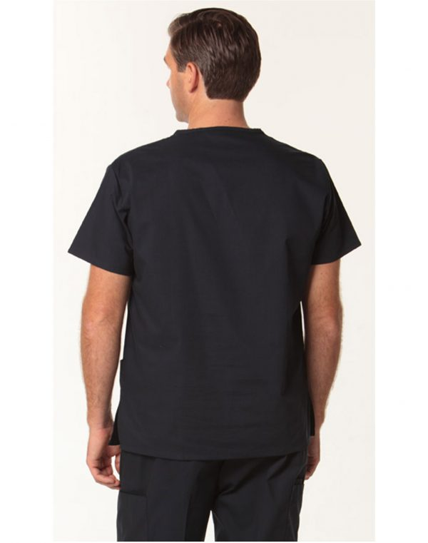 Unisex Scrubs Short Sleeve Tunic Top