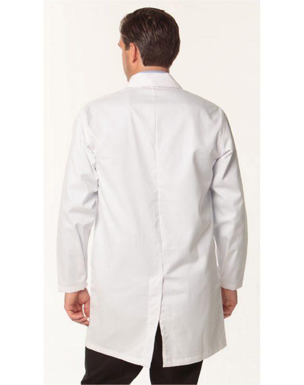Unisex Long Sleeve Lab Coat