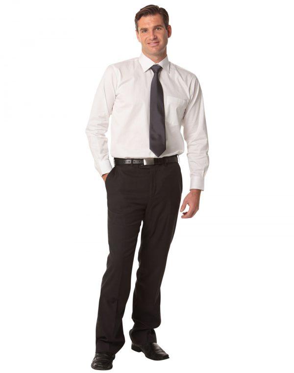 Men's Polyviscose Stretch Pants