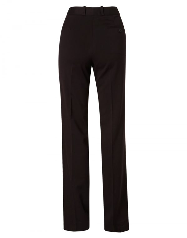 Women's Flexi Waist Utility Pants in Poly/Viscose Stretch