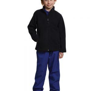 kids bonded P/F full zip jacket