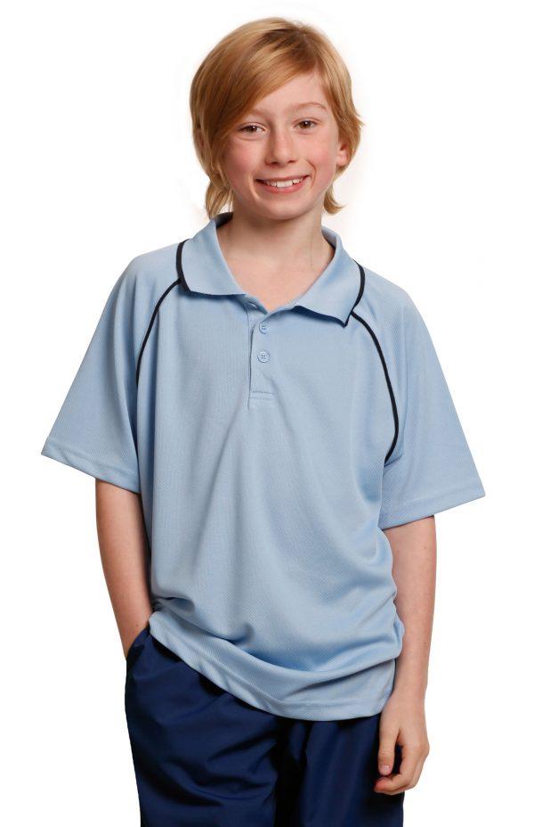 Kid's Cooldry raglan S/S