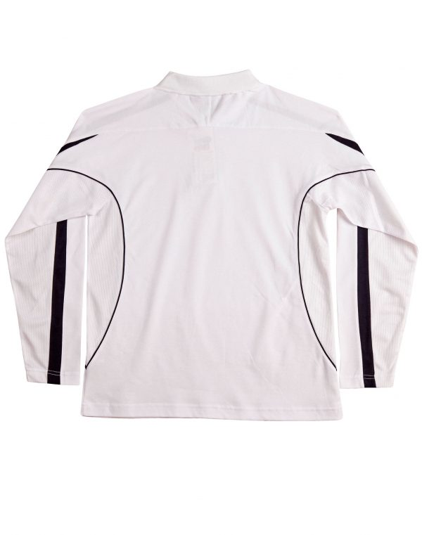 Ladies' TrueDry Long Sleeve Polo