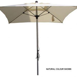 Nimbus 2.0m Square Market Umbrella