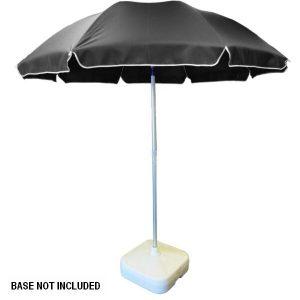 2.2m Piha Beach Umbrella in Polyester
