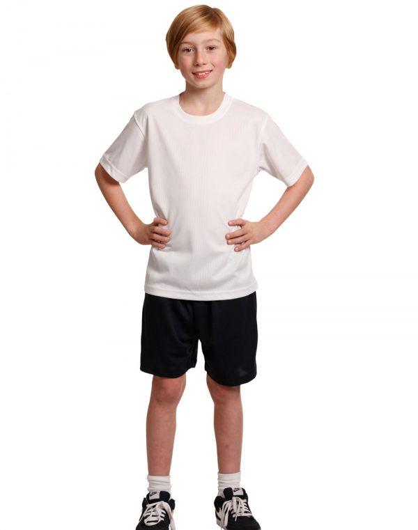 Kids cooldry sports shorts