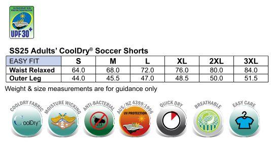 Adults' Soccer Shorts