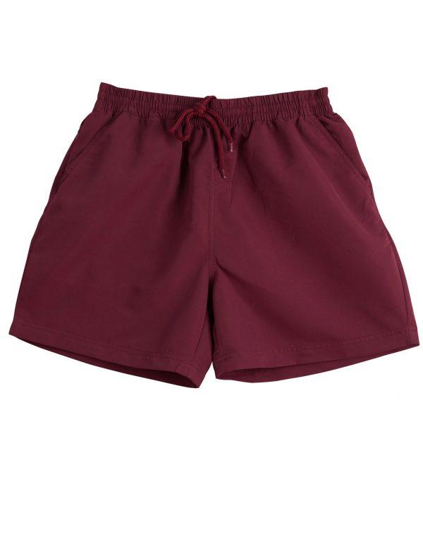 Adult microfibre shorts