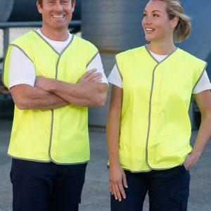 Hi-Vis safety vest, Day Use