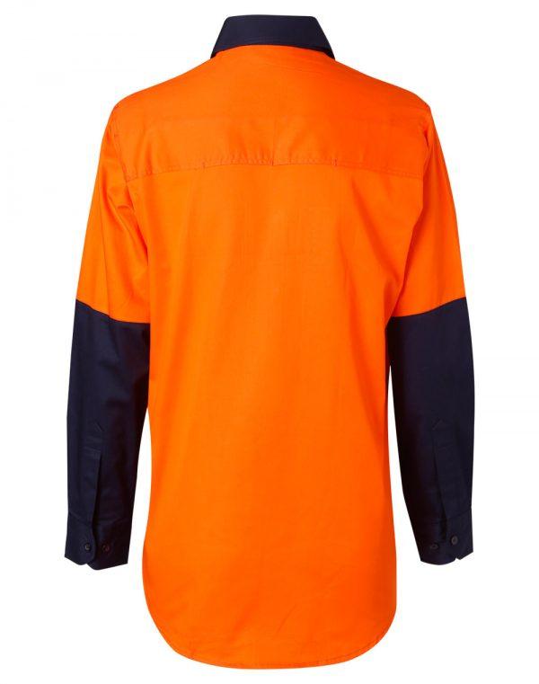 Ladies' Hi-Vis L/S Safety Shirt