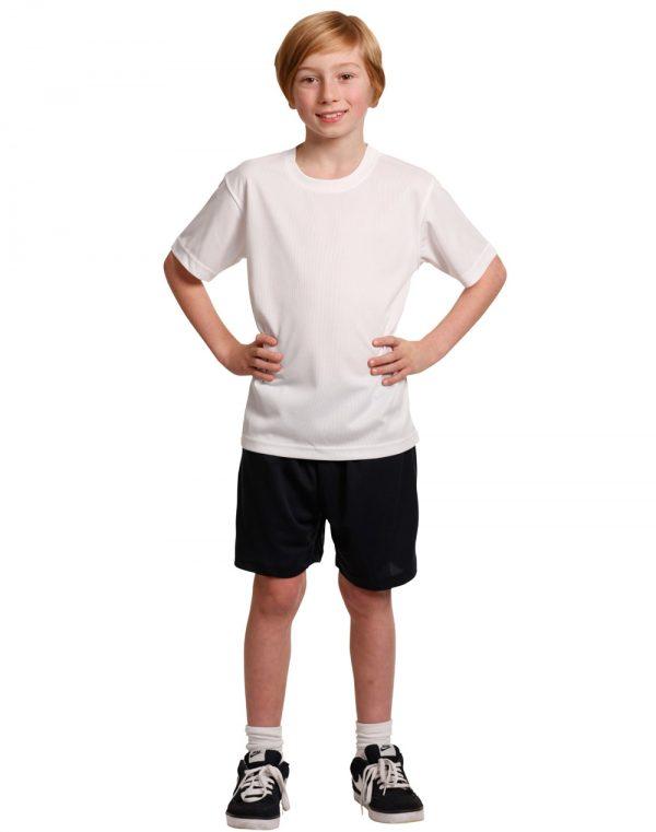 Kids' cooldry short sleeve tee