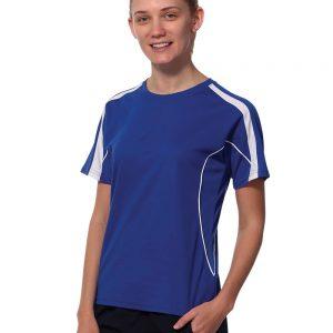 Ladies' Truedry Fashion S/S T-shirt