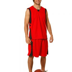 Adults' Basketball Singlet