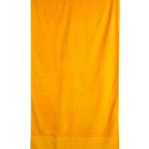 terry velour beach towel 75x150 cm