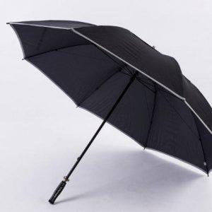 Hurricane Sports (silver & black/reflective piping)