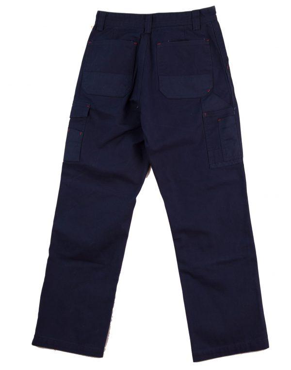 Heavy Duck Weave Dura-Wear Work Pant - Stout